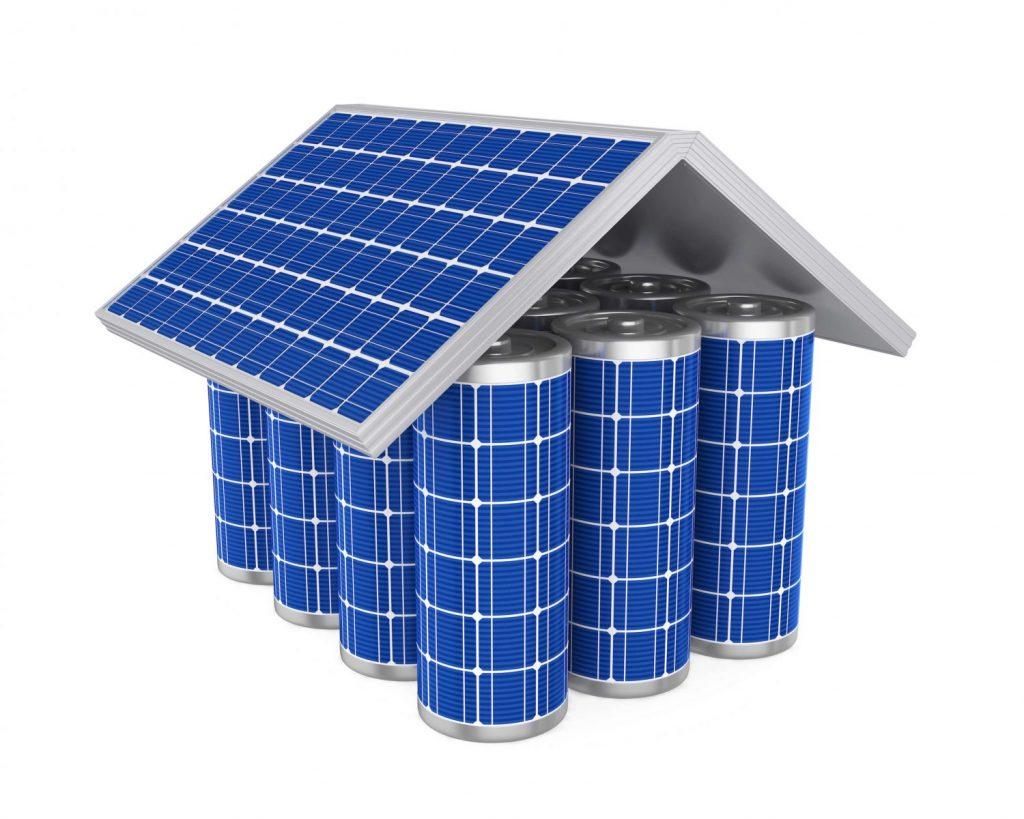 Energieffektiv byggnad