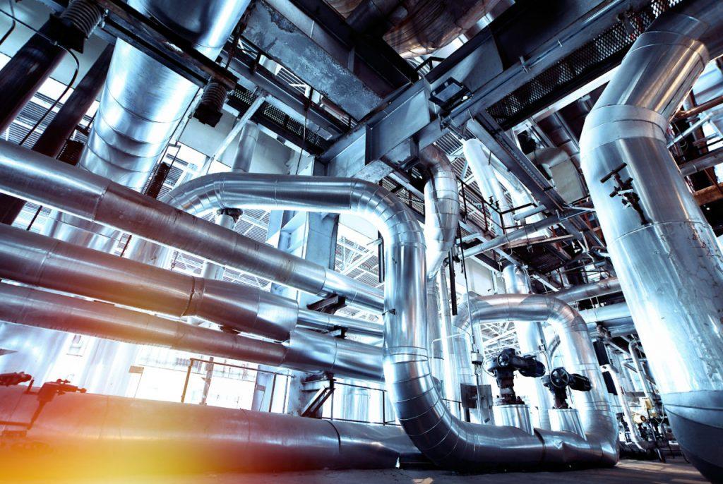 Energieffektivisering i en industriell process