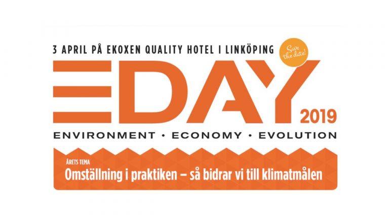 EDAY logo