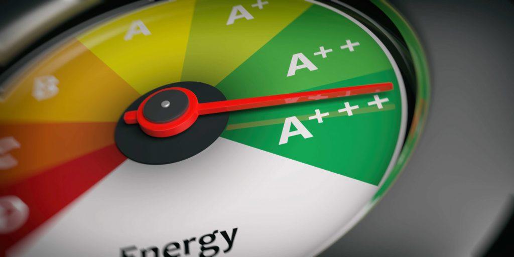 Mätare energiprestanda