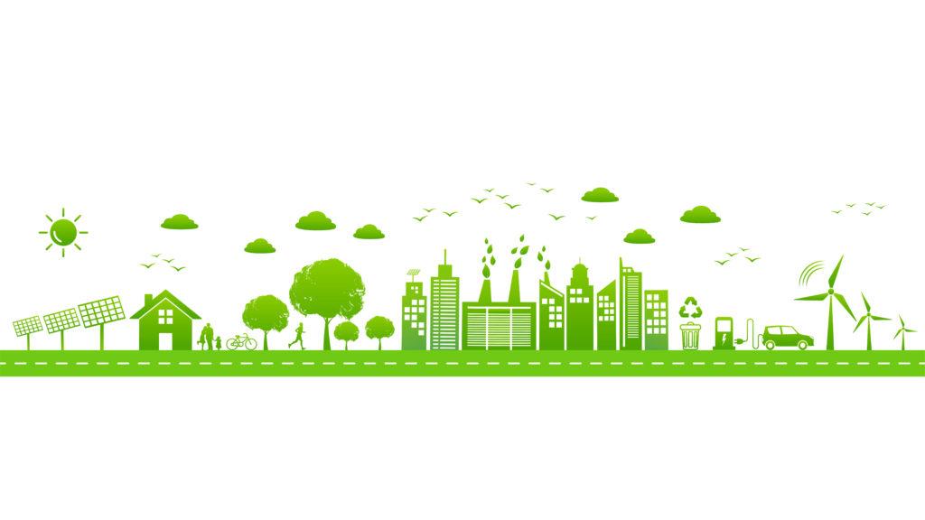 Panorama förnybara och gröna lösningar