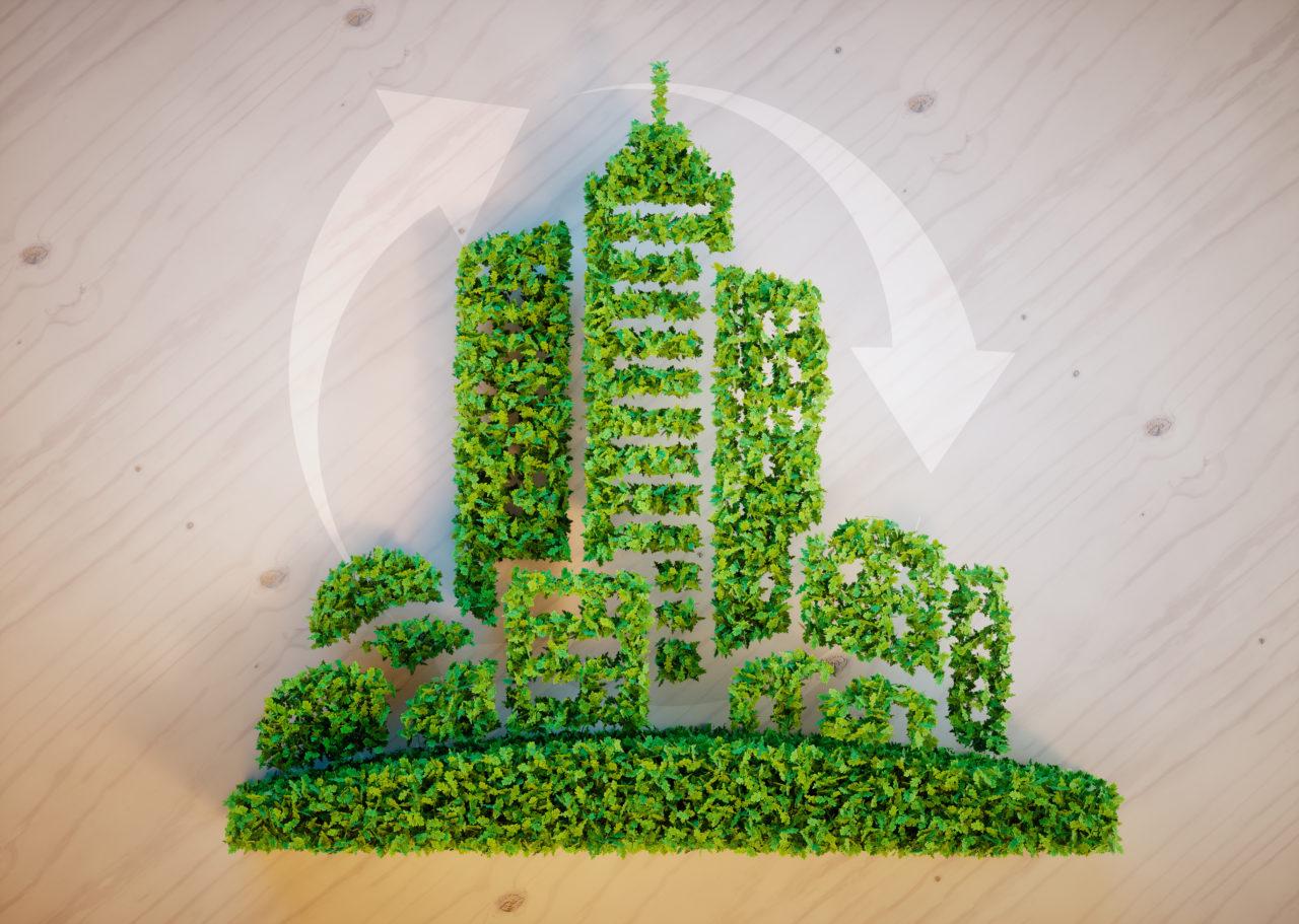 Den gröna och cirkulära staden