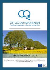 Omslag Statistik 2018 Öum