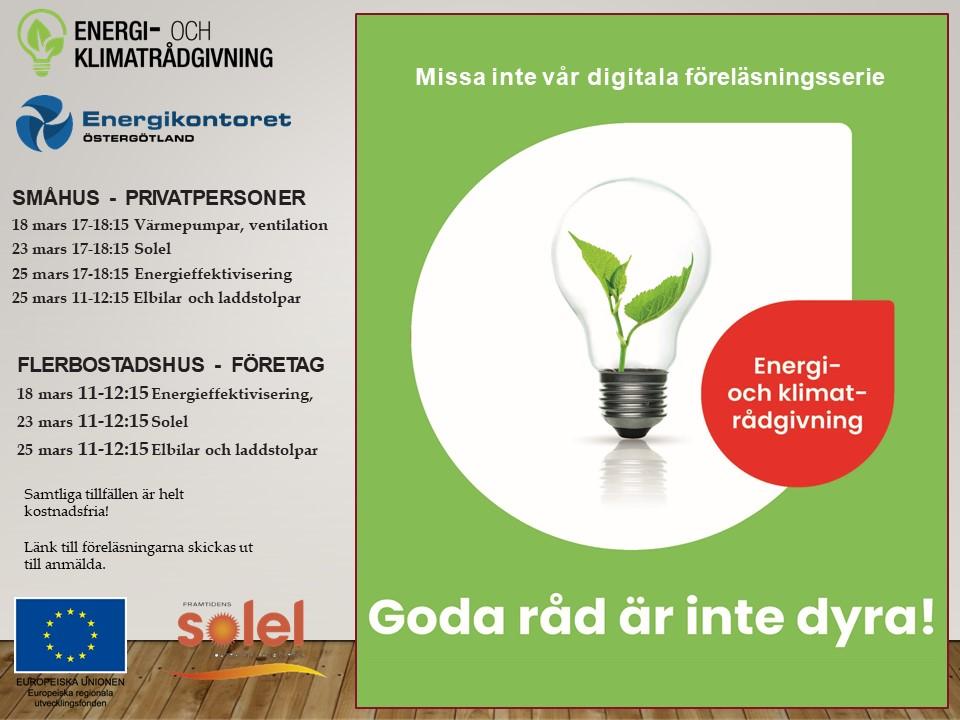 Digital Föreläsningsserie